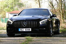 Mercedes Benz SL R230 SL-GT (Hybler design) Full body kit