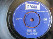 The Poppy family - Endless sleep  /  which way you goin billy  7'' vinyl F 22976