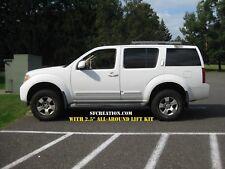 """For Nissan Pathfinder 2.5"""" Lift Kit (R51 Platform - 2005-2012)"""