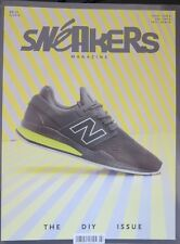 Sneakers Magazine Magazin Nr. 39 -3/2018 (S979)   DIY ISSUE