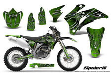 YAMAHA WR250F WR450F 2007-2011 GRAPHICS KIT CREATORX DECALS SXG