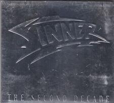 Sinner-the second decade CD