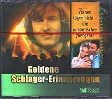 Gold. Schlager-Erinnerungen  Tränen lügen nicht -  Reader's Digest 3 CD Box  OVP
