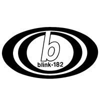 Blink 182 - Billabong Cutout Decal