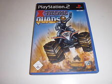 PlayStation 2   PS2  X-Treme Quads