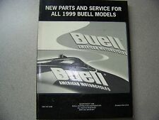 1999 BUELL MODELS PARTS AND SERVICE MANUAL