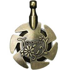 Clover Thread Cutter Pendant Antique Bronze CL3105