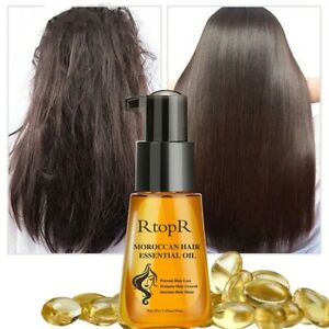 Moroccan Essential Oil Hair Loss Product Hair Growth Oil Easy To Carry Hair Care