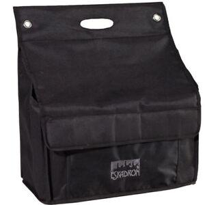 Eskadron Tasche für Boxenvorhang black (normal) - NEU