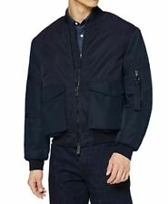 Armani Exchange men's navy padded blouson jacket size L(US) - running big*