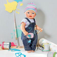 Baby Born Deluxe Jean Collection Boys  * BRAND NEW  *