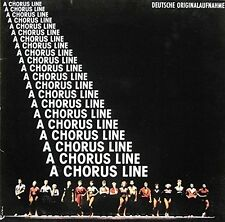 A Chorus Line (1986/88) Deutsche Originalaufnahme [LP]