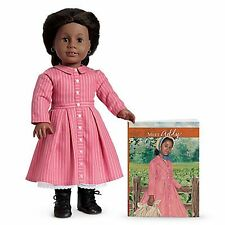 """American Girl ADDY DOLL & BOOK 18"""" Historical Meet NEW in Box Girl Boots Dress"""