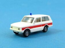 Herpa 4057 Range Rover Police 1:87 H0