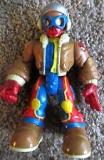 """2002 Playwell Spiderman Action Figure Toy Marvel 6.5""""  Helmet Rare"""