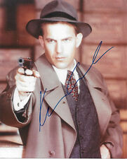Kevin Costner as Eliot Ness in The Untouchables Movie Autographed 8 x 10 Picture