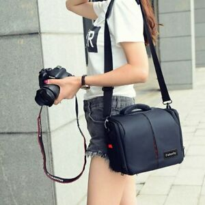 Handbag Camera Carrying Shoulder Bag Case For Camera Camcorder Nikon Sony Canon