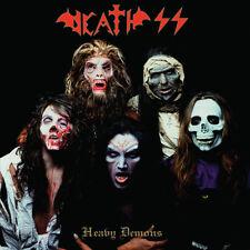 DEATH SS - Heavy Demons (NEW*LIM.250 SPLATTER VINYL*ITA OCCULT METAL MASTERS)