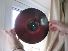 Elton John - Self Titled LP 1970 UK DJM Records Near Mint Translucent Vinyl