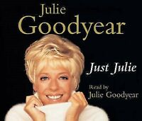Julie Goodyear-Just Julie Read By Julie Goodyear 3 CD SET