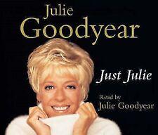 Julie Goodyear-Just Julie Read By Julie Goodyear 3 CD SET