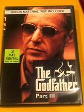The Godfather Part Iii Excellent Condition (2 Discs Bonus Material)