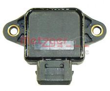Sensor, Drosselklappenstellung für Gemischaufbereitung METZGER 0904002