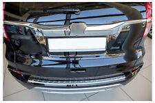 Inox Protection Pare-Chocs pour Honda Cr-V 4 Facelift Rabattement V2A Ab Bj 2015