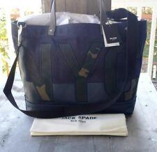 acd8a1d019f JACK SPADE Men's Canvas Tote Bag for sale | eBay