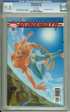 RUNAWAYS #3 CGC 9.8 NM/M * 1st Full Appearance of OLD LACE * MARVEL COMICS