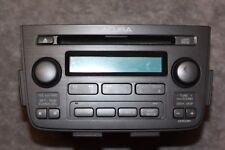 2005 2006 Acura MDX OEM Stereo Disc CD Player Radio 39101-S3V-A070-M1