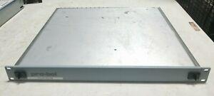 Pro-Bel 6170 Series Professional Rack Mount Audio Video Control Processor Panel