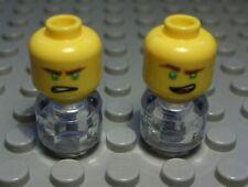 641 # Lego Personnage Accessoires Tête homme