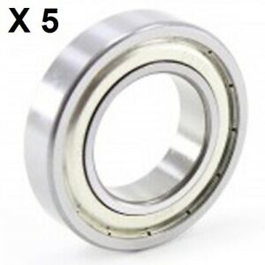 CUSCINETTI MISURE DIAMETRI 10-15mm SPESSORE 4mm LIFTWHEEL BEARING 82002 V2 5 PZ