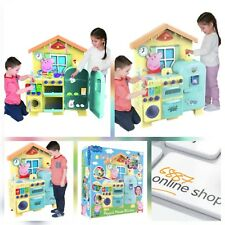 Peppa Pig Peppa's House Kitchen 21 piece playset - Brand New & Boxed