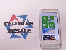 HTC Radar 4G -27262- White (Cincinnati Bell) Good Condition Good ESN