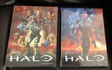 RARE! NEW! HALO Escalation Library Edition Volume 1 + 2 HC Hardcover Dark Horse