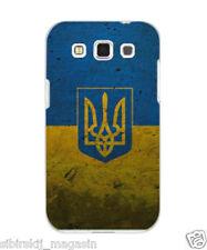 Ukraine Flaggen Schutzhülle Hülle für Samsung Galaxy S3