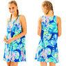 NWT Lilly Pulitzer Jackie Shift Silk Dress Multi Casa Del Sol 198$