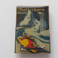 Disney WDI - Disneyland Attraction Poster - Matterhorn LE 300 Rare Pin