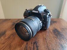 Nikon D850 45.7 MP Digital SLR Camera with Nikon AF-S FX 24-120MM f/4G VR Lense