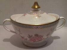 Canton Fine Bone China Sugar Bowl Lidded (Tea) - H5052 by Royal Doulton