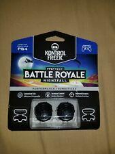 KontrolFreek FPS Freek BATTLE ROYALE Nightfall Thumbsticks PS4 Controller,Game