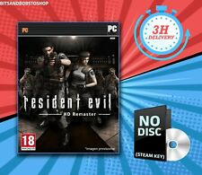 Resident Evil 1 HD [PC] (2015) STEAM DOWNLOAD KEY 🎮🔑