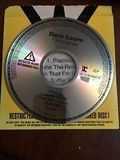 Depeche Mode Black Swarm Watermarked Numbered Promo CD 5 Track Sampler Rare