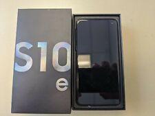 Samsung Galaxy S10e SM-G970U - 128GB - Prism Black (Unlocked) Original Box New