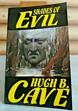 New listing Shades of Evil by Hugh B. Cave - Horror Fiction Trade Paperback