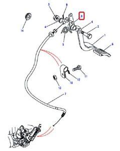 Apto para Range Rove Sport Discovery 3 4 LR3 LR4 2005 2006 2007 2008 2009 2010 2011 2012 2013 ZIMAwd Pedal de reposapi/és de Freno de Acelerador