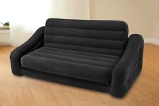 Intex 68566 Sessel Liege Aufblasmöbel Ausziehbares Sofa Pull-Out Sofa