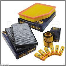 Inspektionspaket Filterpaket inkl NGK Zündkerzen BMW E60 E61 525i 192PS 141KW